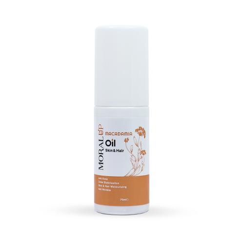 روغن ماکادمیا  تقویت کننده پوست ومو 75 میل | بازاریابی شبکه ای