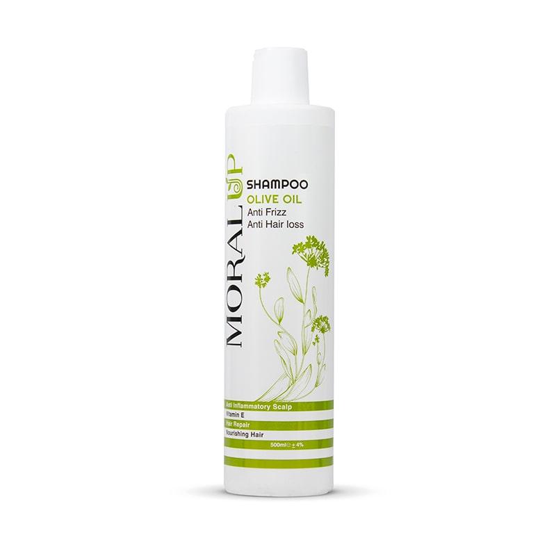شامپو مخصوص موهای خشک حاوی روغن زیتون | بازاریابی شبکه ای