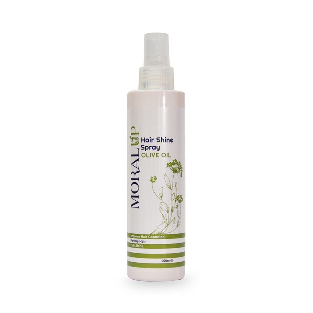 اسپری درخشان کننده مو، حاوی روغن زیتون (مناسب موهای خشک) | بازاریابی شبکه ای